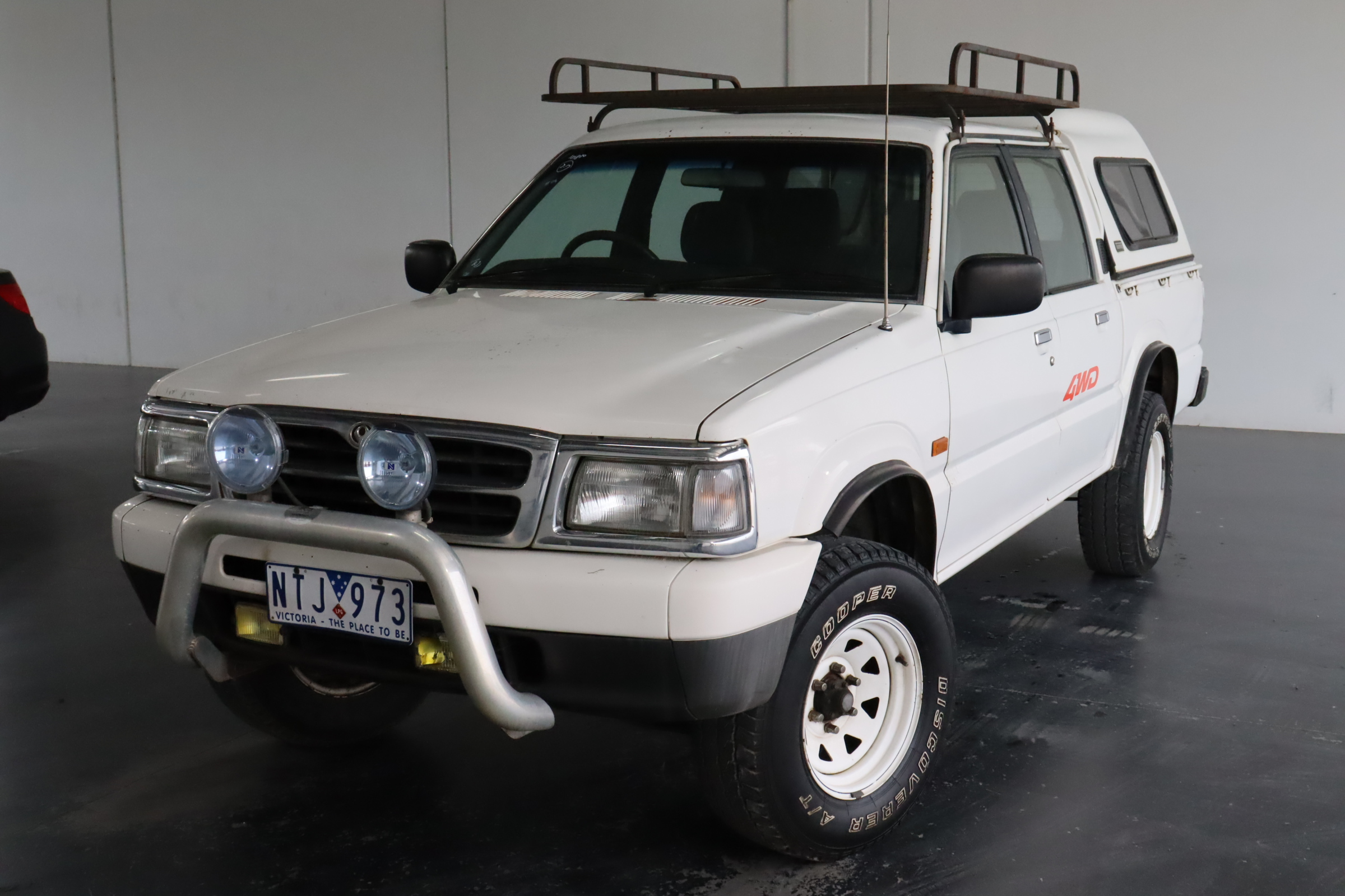 1996 Mazda B2600 Automatic Ute (Holden V6 Conversion)