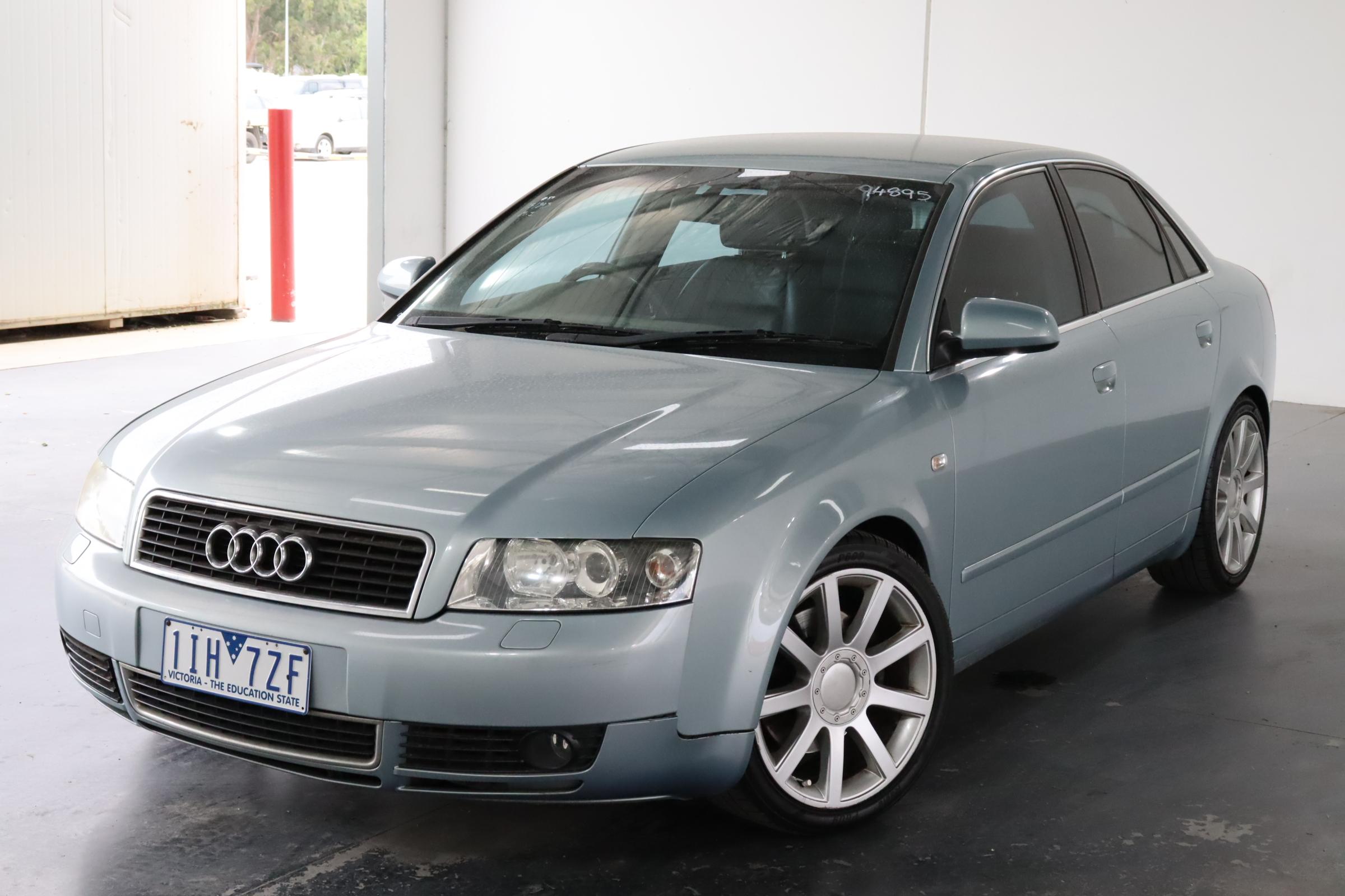 2002 Audi A4 3.0 B6 CVT Sedan