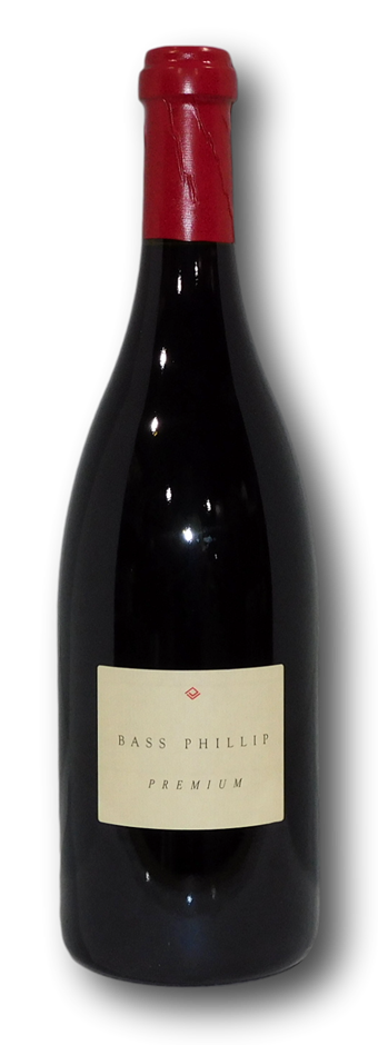 Bass Phillip Premium Pinot Noir 2012 (1x 750mL), Gippsland. Cork.