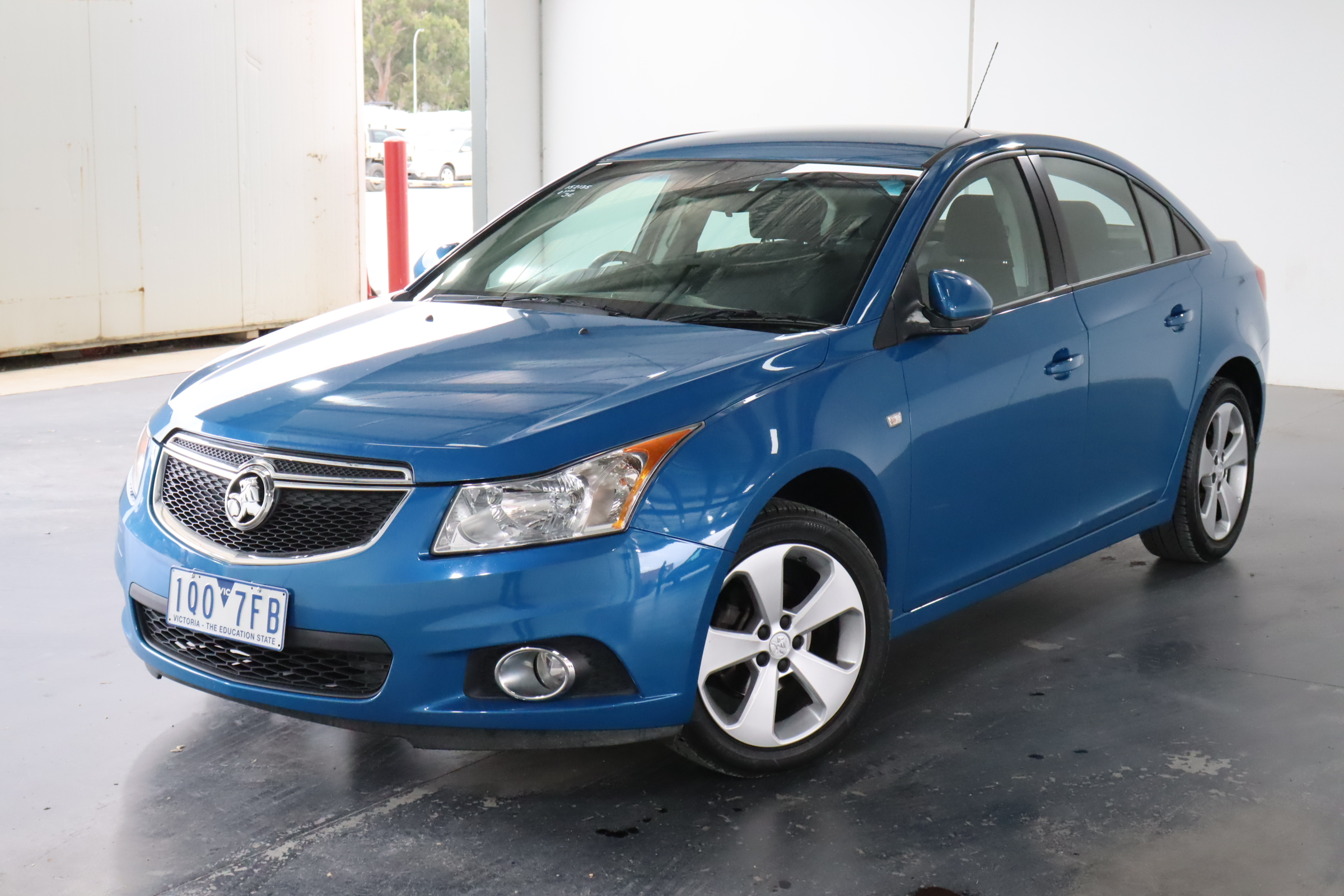 2013 Holden Cruze CD JH Automatic Sedan