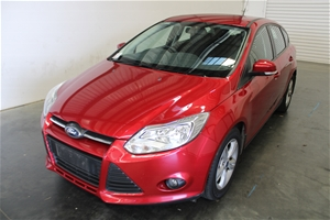 2013 MY14 Ford Focus Trend LW II Auto Ha
