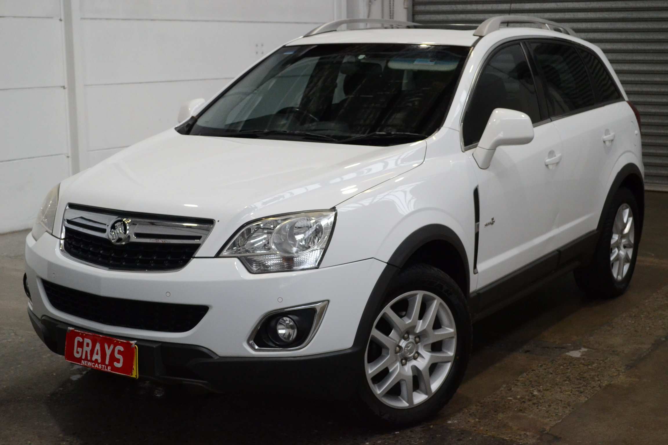 2013 Holden Captiva 5 (4x4) CG II Turbo Diesel Automatic Wagon