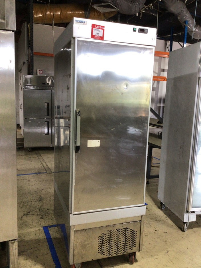 Tekna Commercial Freezer on Castors