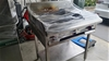 Luus Gas Combination Hotplate / Chargrill
