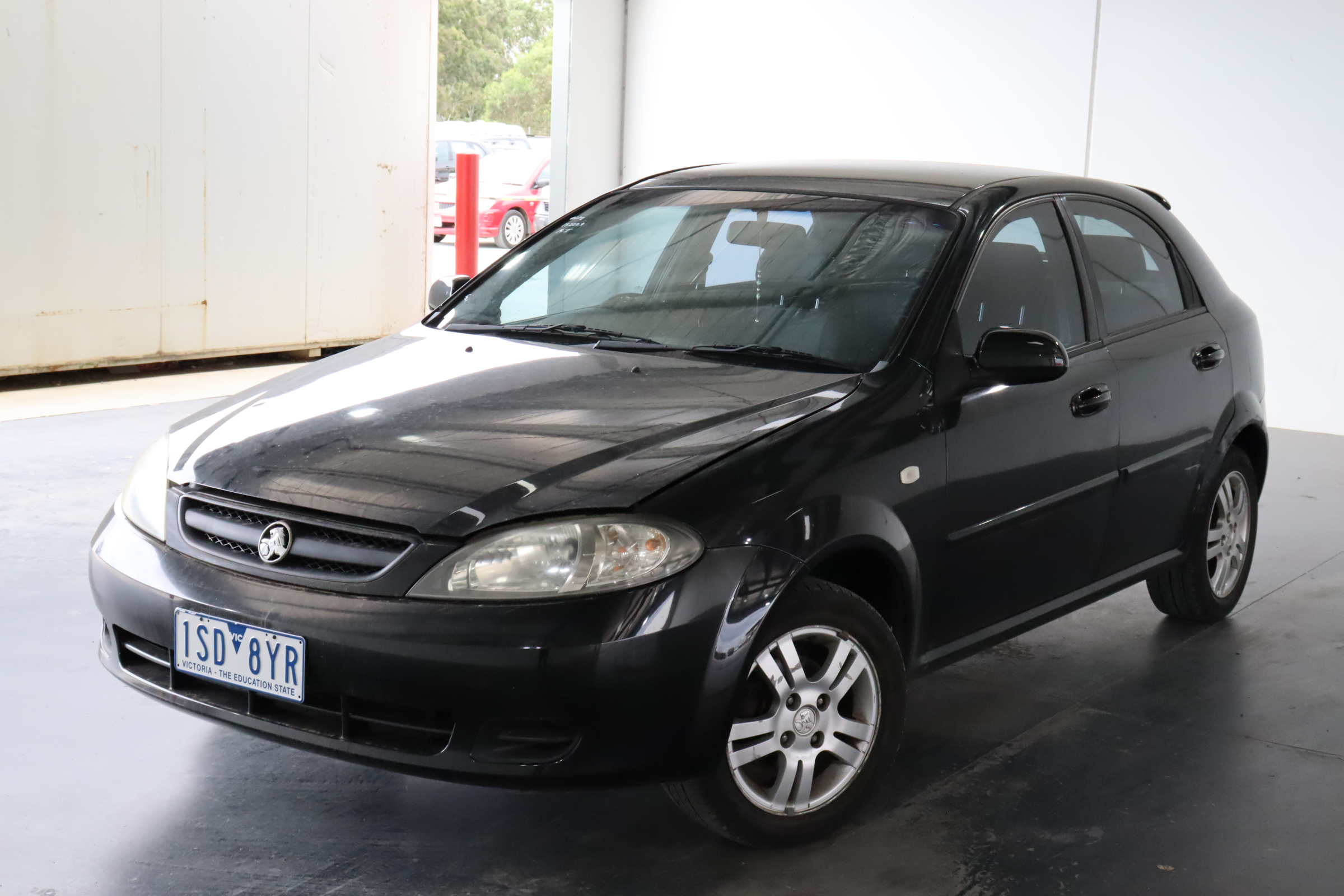 2006 Holden Viva JF Automatic Hatchback