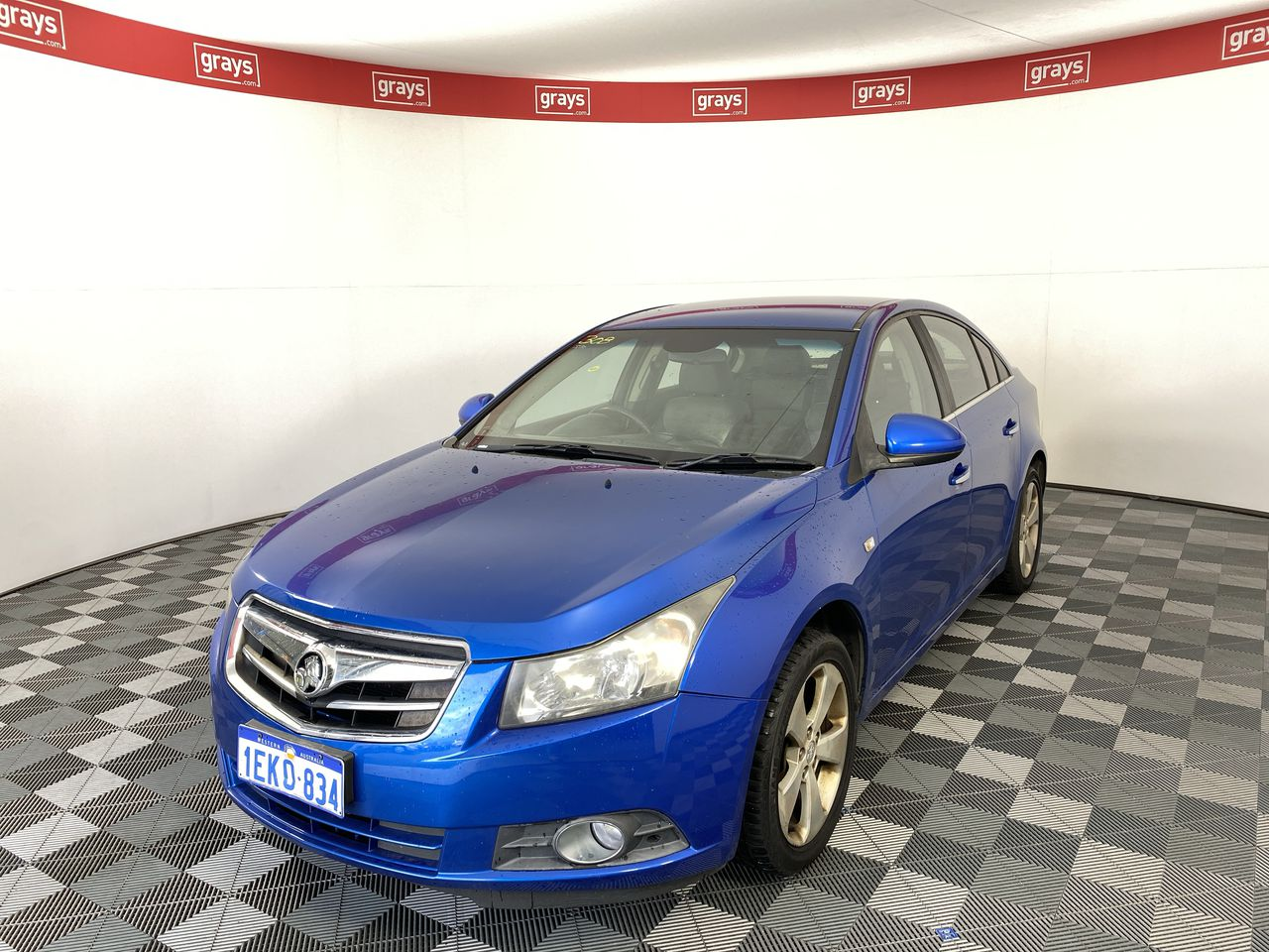 2009 Holden Cruze CDX JG Manual Sedan