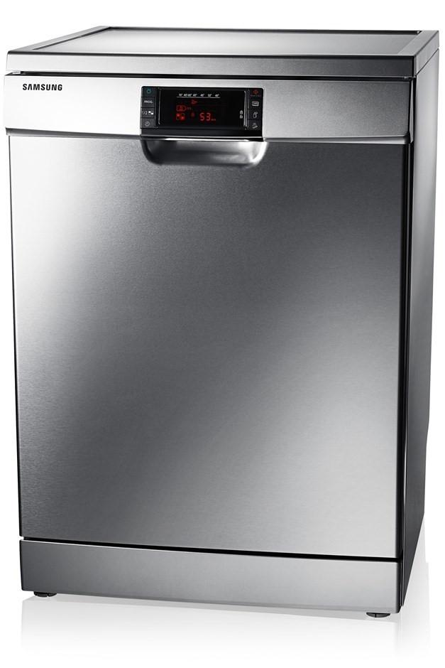 Samsung 60cm Freestanding Dishwasher (Silver) (DW5363PGBSL)