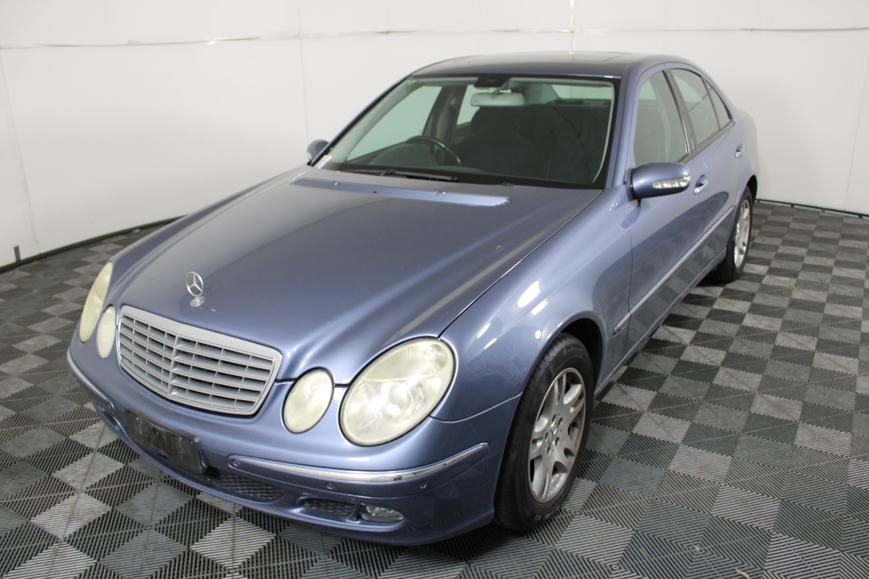2005 Mercedes Benz E200K Classic W211 Automatic Sedan