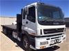 <p>2002 Isuzu  CXY 6 x 4 Tray Body Truck (Pooraka, SA)</p>