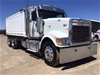 <p>2005 International 9900i 6 x 4 Tipper Truck (Pooraka, SA</p>