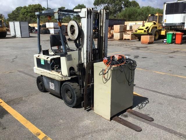 SHINKO 4FB18Z-TF430 Counterbalance Forklift