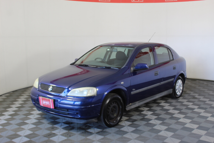 2003 Holden Astra City TS Manual Hatchback