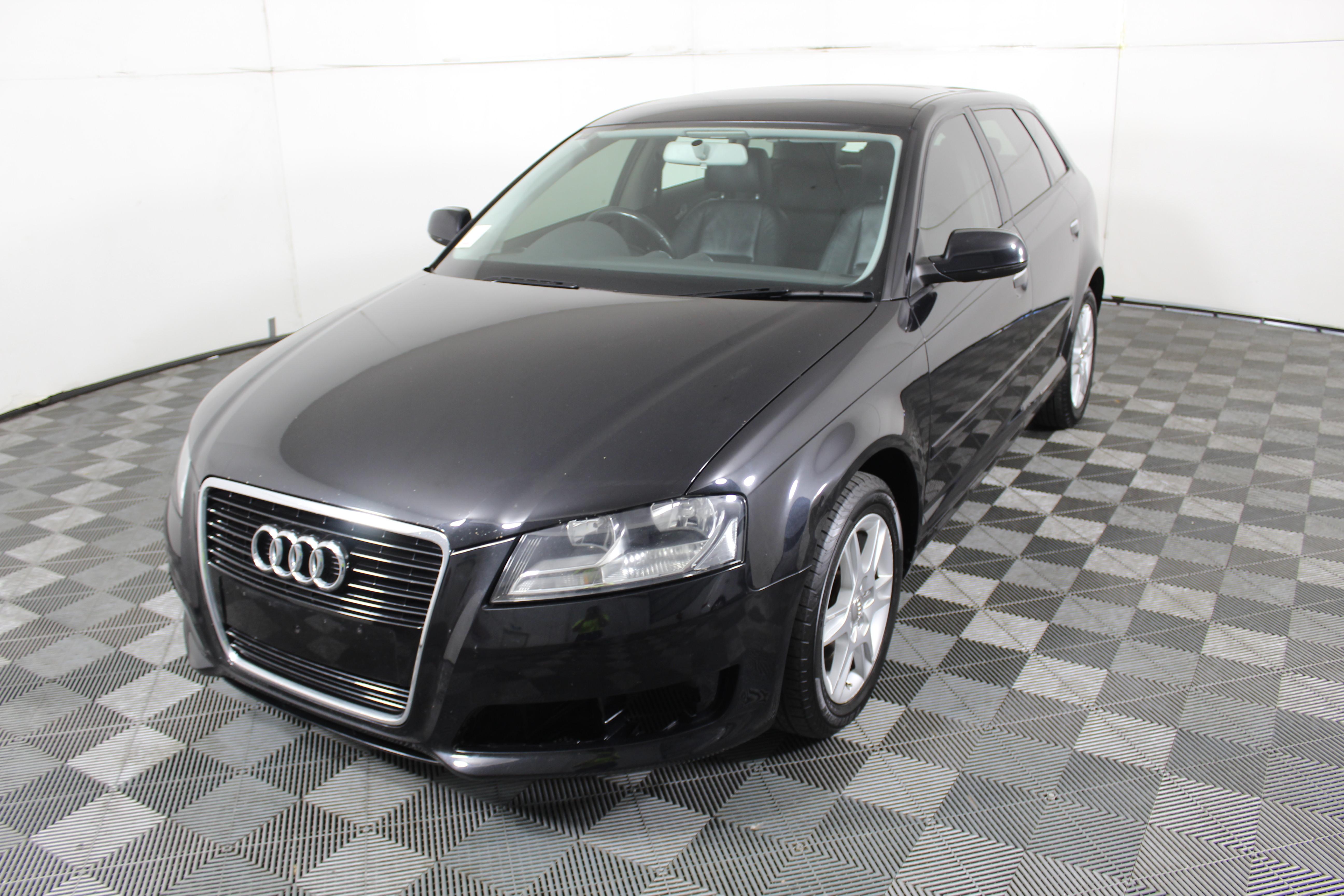 2011 (2012) Audi A3 1.6 TDI ATT 8P Turbo Diesel Automatic Hatchback