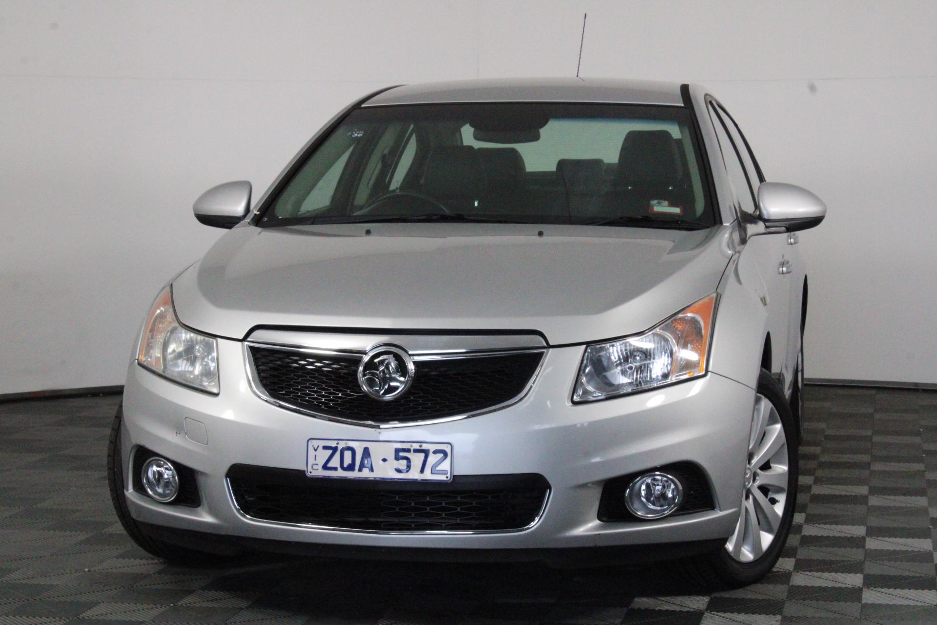 2013 Holden Cruze CDX JH Automatic Sedan