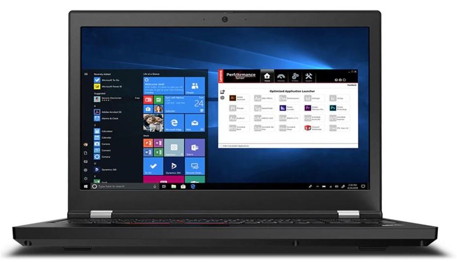 Lenovo ThinkPad T15g 15.6-inch Notebook, Black