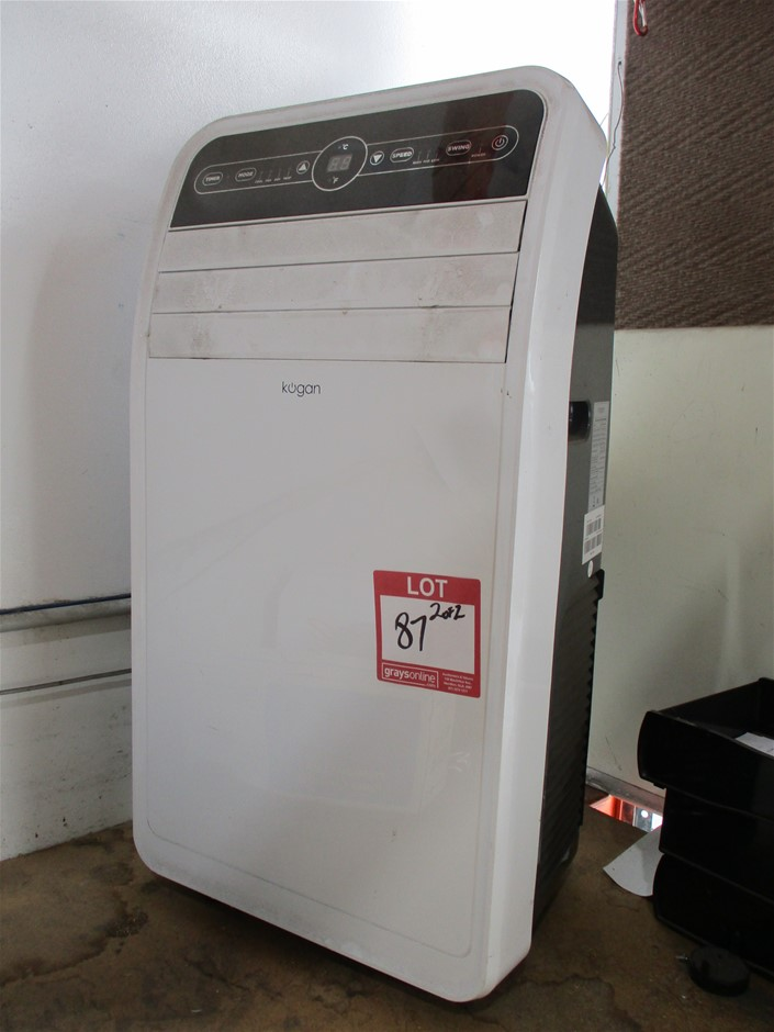 Qty 2 Portable Air Conditioners
