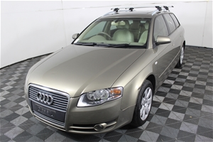 2005 Audi A4 1.8 Turbo Automatic 99,109