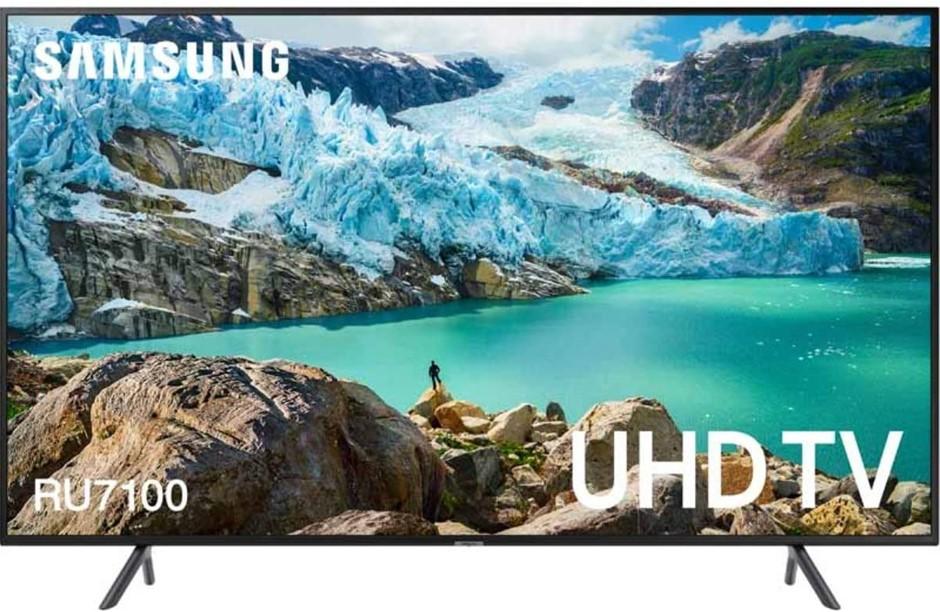 Samsung 65 Inch Series 7 RU7100 4K UHD HDR Smart LED TV (UA65RU7100WXXY)