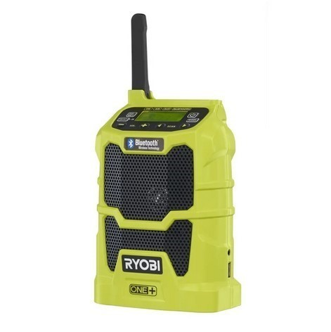 RYOBI 18V Bluetooth Radio, Skin Only. Buyers Note - Discount Freight Rates