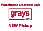 Warehouse Clearance Sale- NSW Pickup
