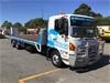 <p>2009 Hino FD 6 x 2 Tilt Tray Truck</p>