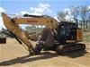 2015 Caterpillar 320E LRR Hydraulic Excavator