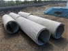 Qty of Concrete Pipes (Humes)