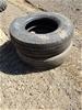 Qty 2 x 9.5R 17.5 Light Truck Tyres
