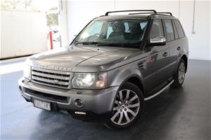 2007 Land Rover Range Rover Sport TDV8 T