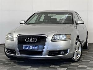 2006 Audi A6 2.4 C6 CVT Sedan