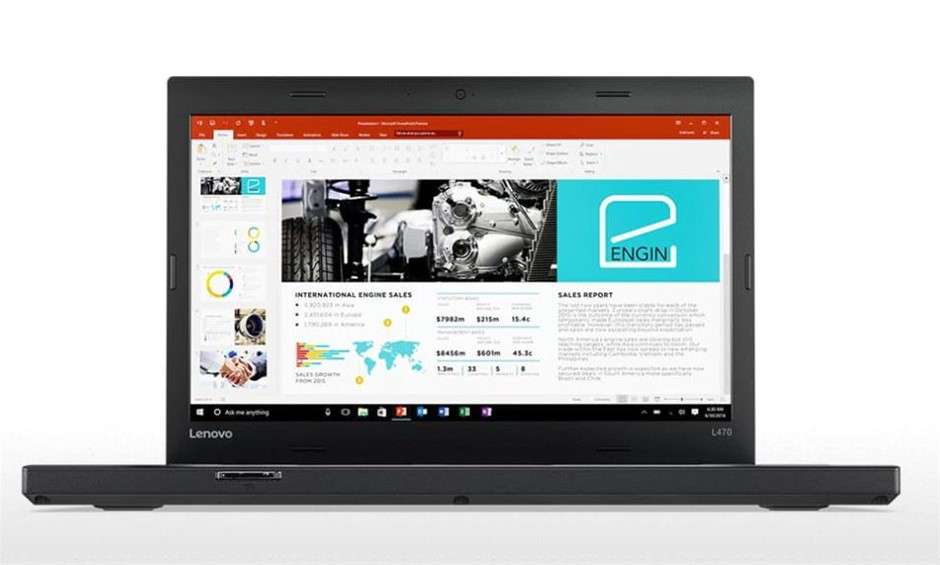 Lenovo L470 I5-7200U 20J4S00900 Notebook, 14""