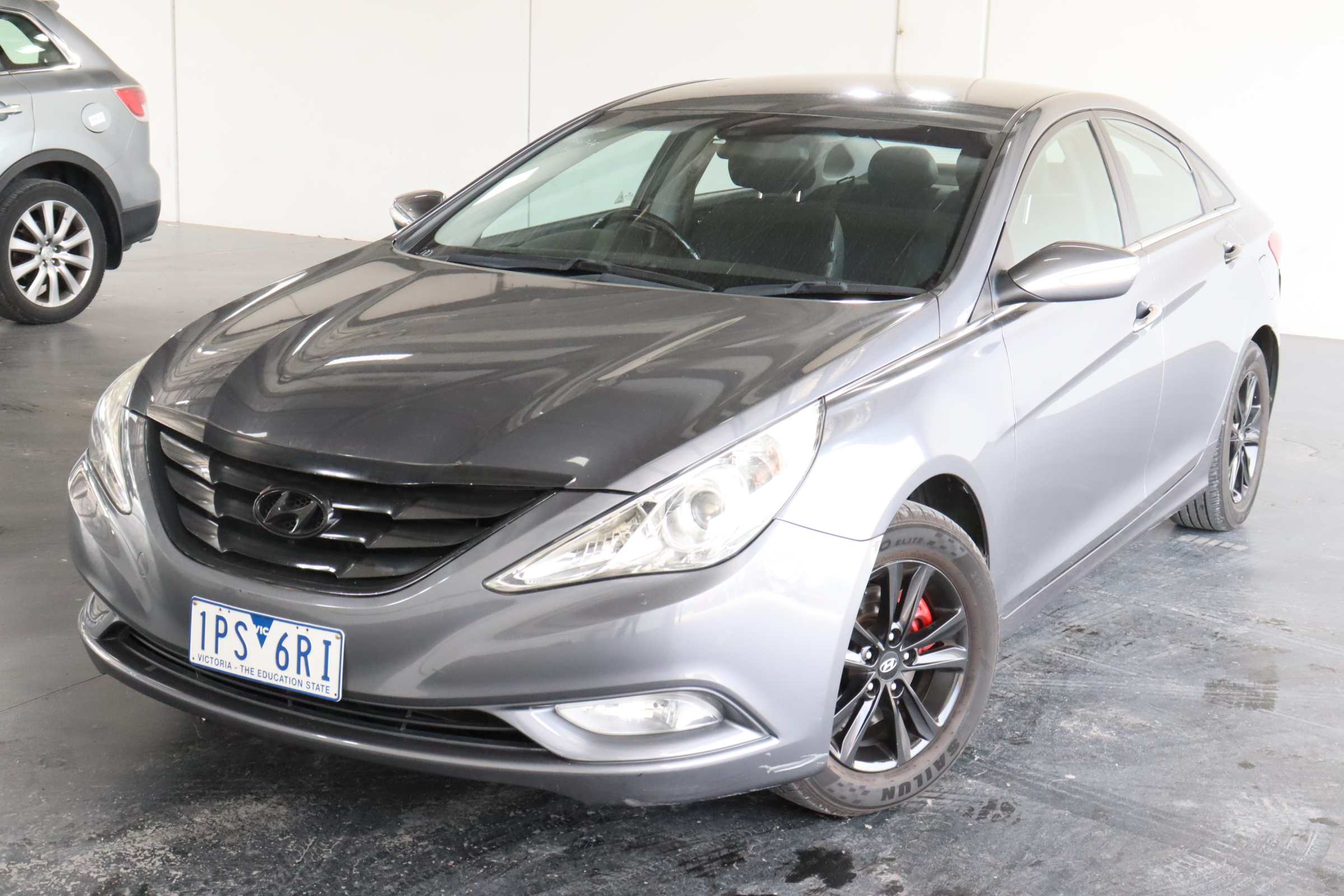 2010 Hyundai i45 Active YF Automatic Sedan