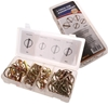 50pc Lynch Pin Assortment Contents: Refer Image. (SN:6882925) (281722-277)