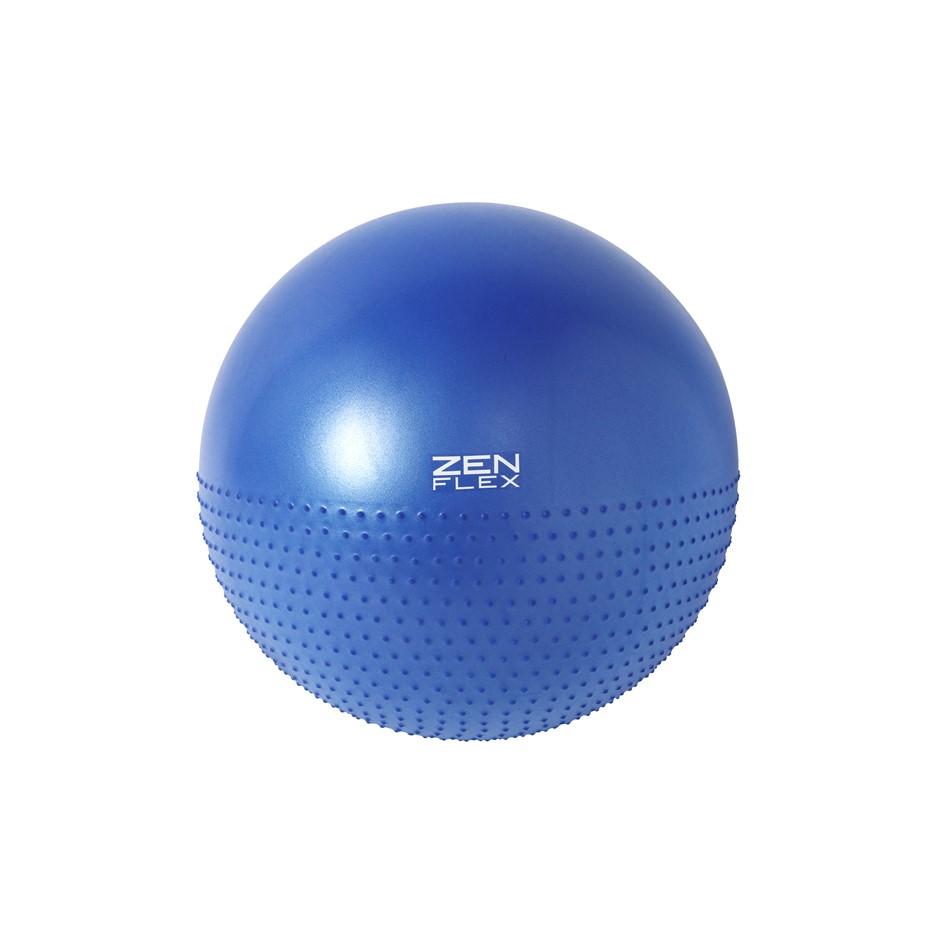 Zen Flex Fitness Gentle Massage Yoga Ball - Medium