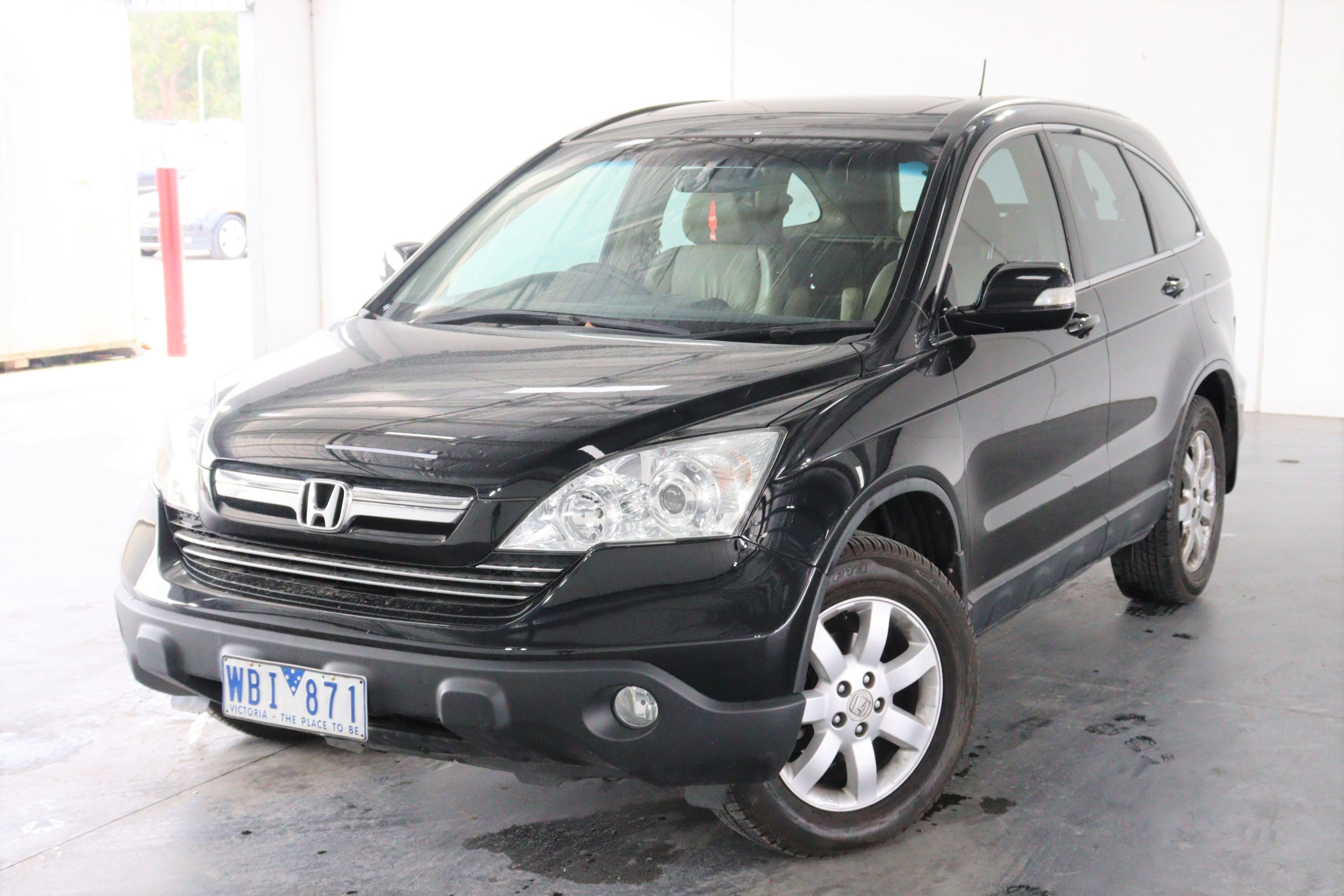 2007 Honda CR-V Luxury RE Automatic Wagon