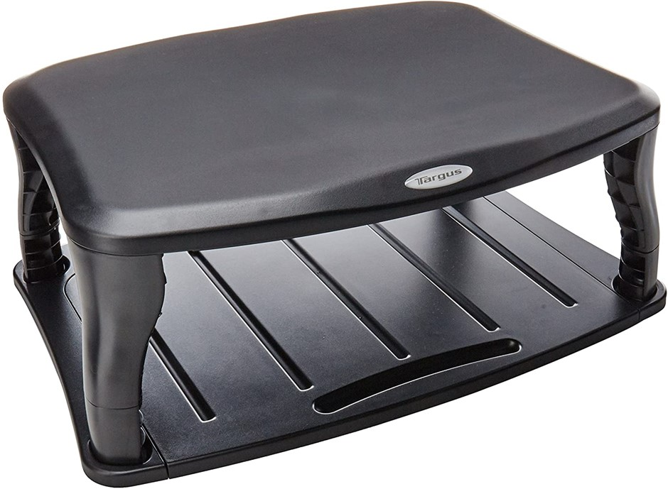 Targus Universal Monitor Stand with Slide-Out Tray and Adjustable Height