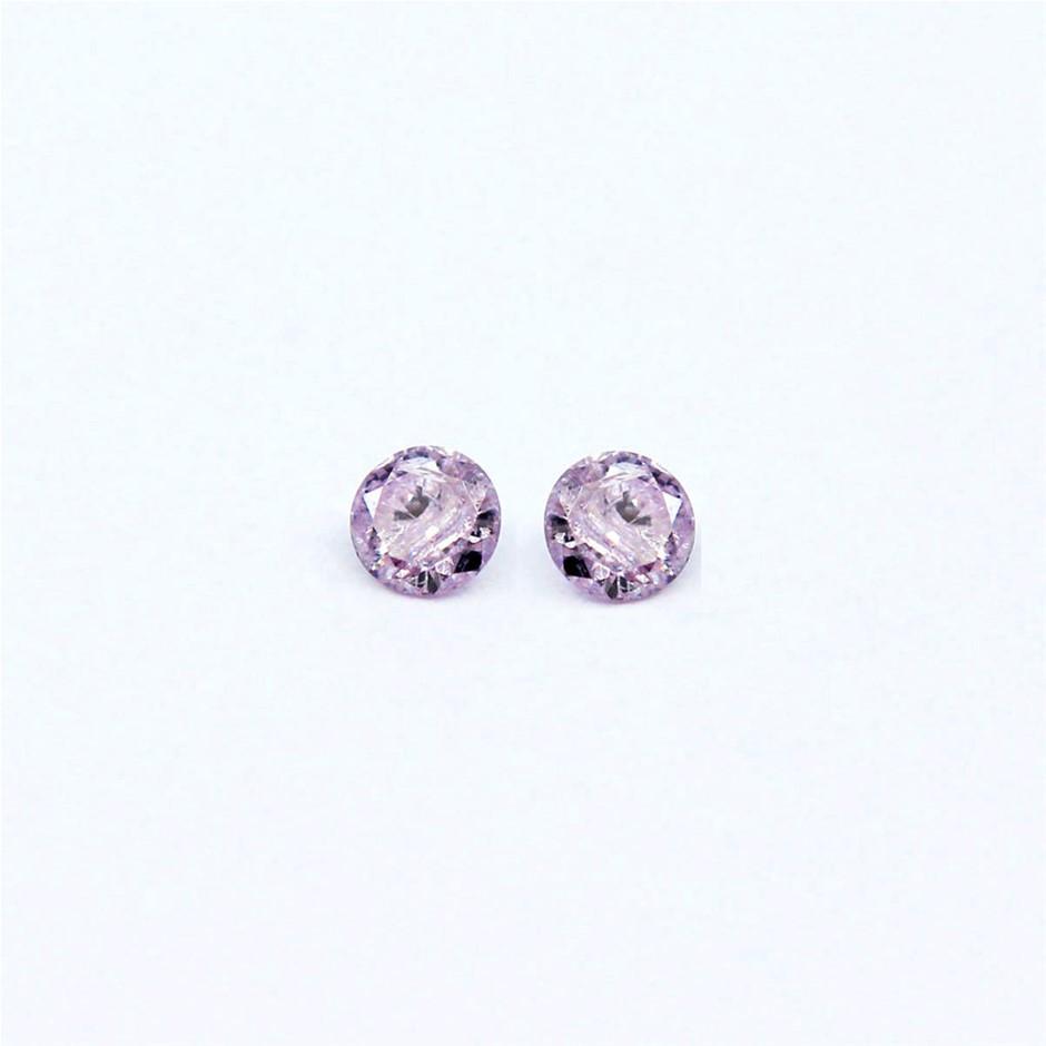 0.020ct Pink Diamond