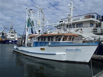 13m Commercial Fishing Vessel – Trawler – Captain Chris