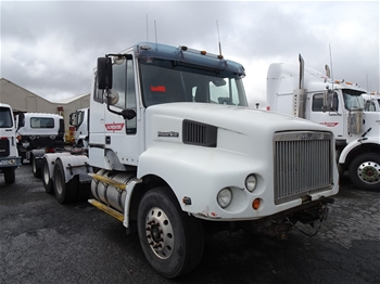 2002 Iveco Power Star Prime Mover