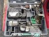 Hitachi DS18DL Cordless Drill