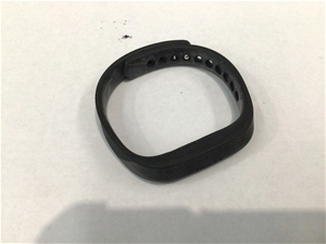 Fit Bit Flex 2 - Black Rubber Wristband