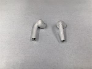 White Ear Pods - No Brand Name - No Char