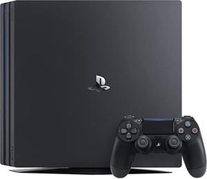 PLAYSTATION 4 PRO 1TB Console Black, N.B
