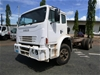 2007 Acco Iveco 2350 6 x 4 Cab Chassis Truck
