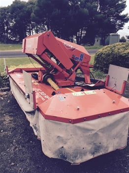 2009 Kuhn FC313RF Front Linkage Mower Conditioner