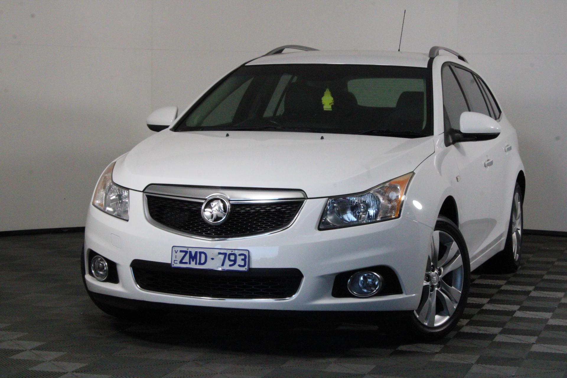 2013 Holden Cruze CDX SPORTWAGON JH Automatic Wagon