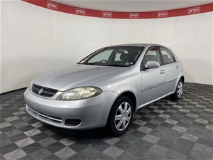 2007 Holden Viva Equipe JF Automatic Hat