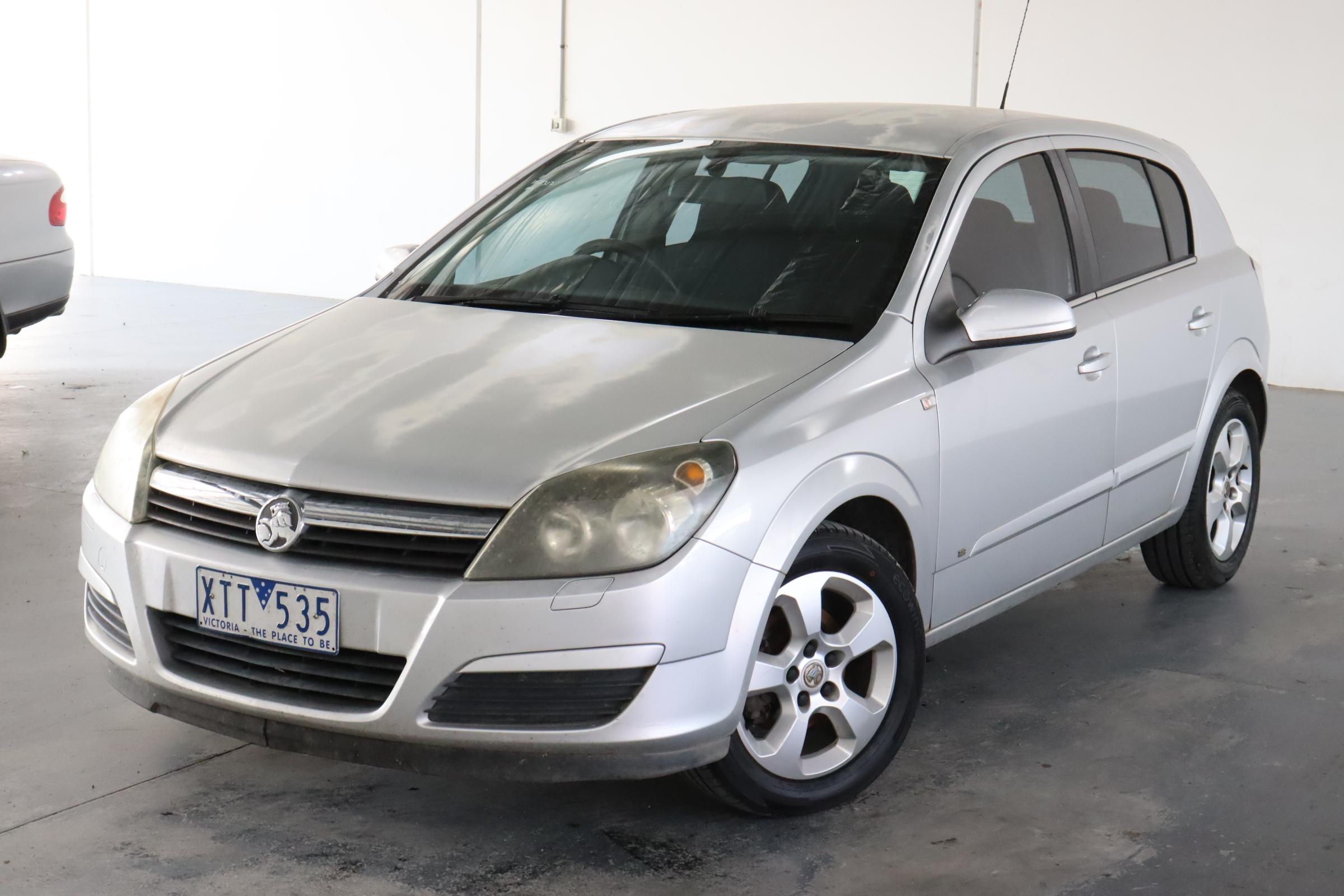 2005 Holden Astra CDX AH Manual Hatchback