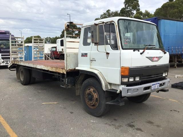 1989 Hino FF 4 x 2 Tray Body Truck