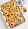 NORDIC WARE Natural Aluminum Commercial Baker Tray, 45.4 x 32.7 x 2.7cm, N.